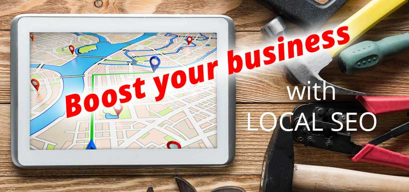 boost business with local seo