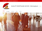 Quality Mortgage Advice website by www.artworks-unlimited.co.uk