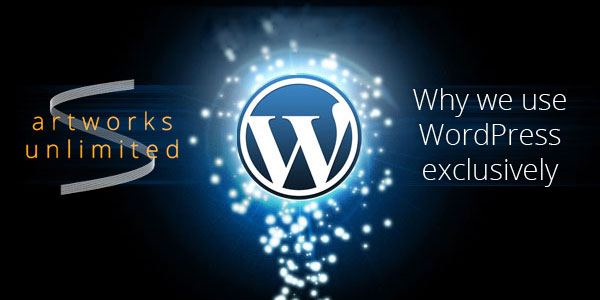 WordPress design by artworks unlimited