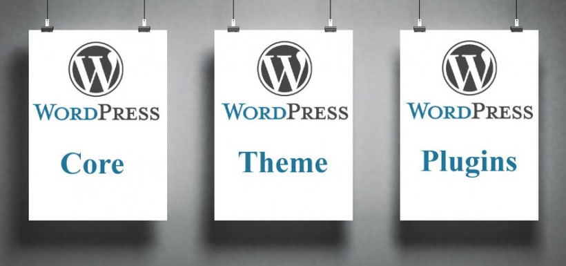 Updating WordPress, plugins and themes